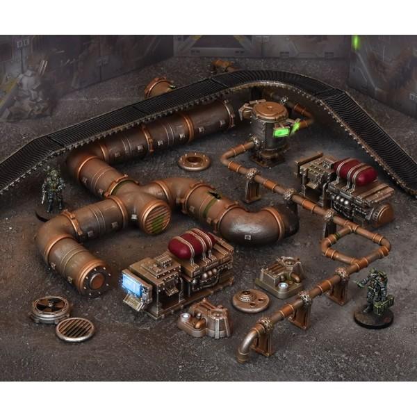 Terrain Crate - Industrial Accessories