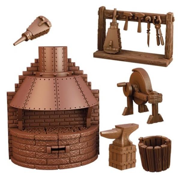 Terrain Crate - Blacksmith`s Forge
