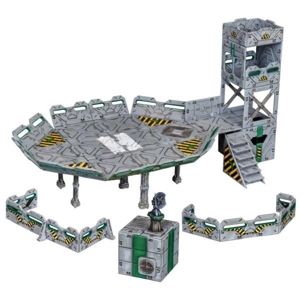 Terrain Crate - Landing Zone