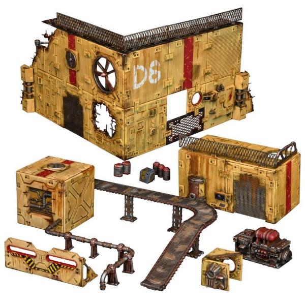 Terrain Crate - Industrial Zone