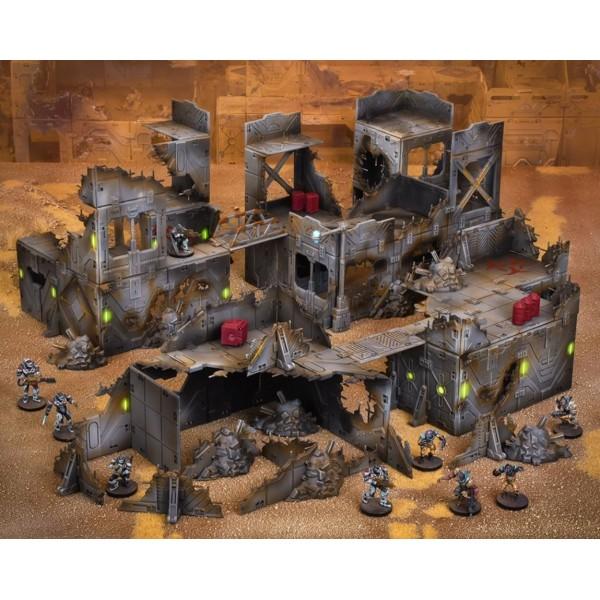 Terrain Crate - Ruined City