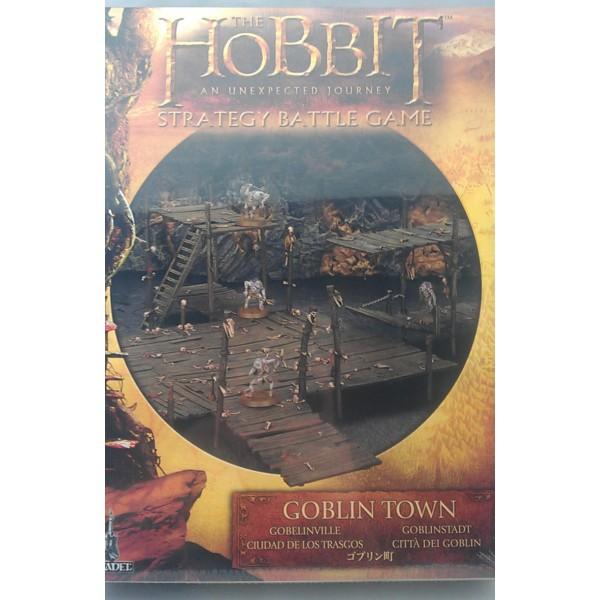 The Hobbit - Goblin Town