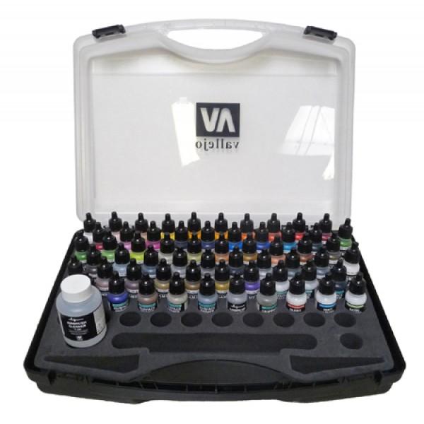 Vallejo - Game Air Suitcase Set