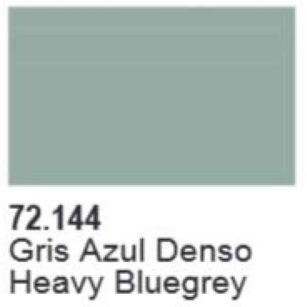 Vallejo - Game Color - Heavy Opaques - Heavy Bluegrey