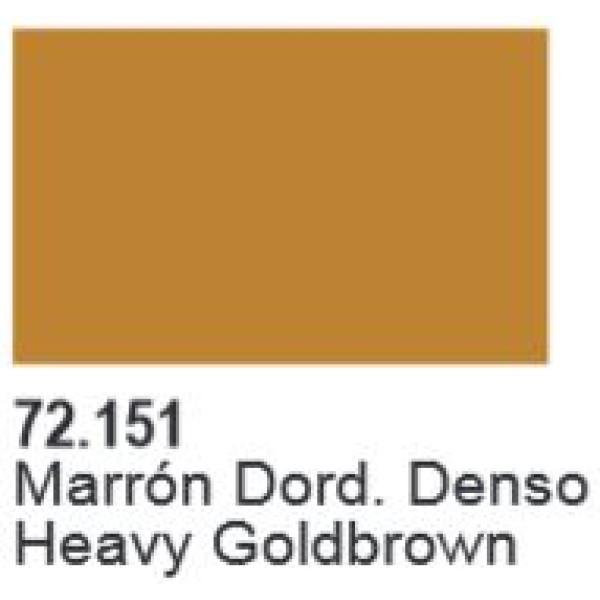 Vallejo - Game Color - Heavy Opaques - Heavy Goldbrown