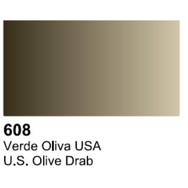 Vallejo  - Polyurethane Primer - Olive Drab