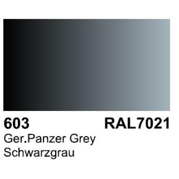 Vallejo  - Polyurethane Primer - Panzer Grey