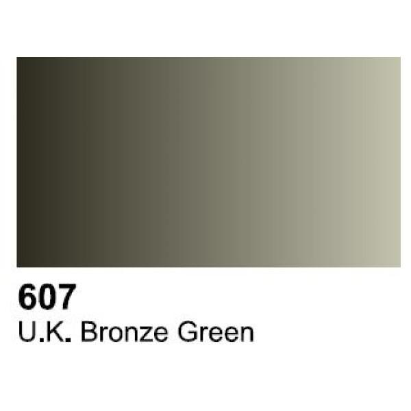 Vallejo  - Polyurethane Primer - UK Bronze Green