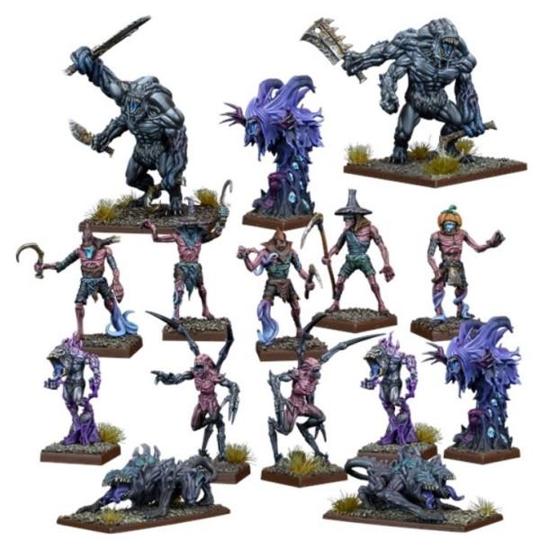 Kings Of War - Vanguard - Nightstalker Faction Starter