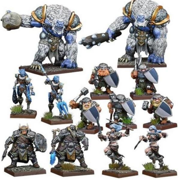 Kings Of War - Vanguard - Northern Alliance Faction Starter