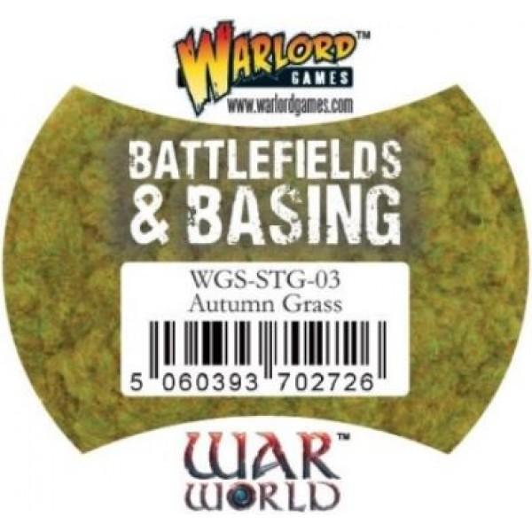 Warlord Scenics - Autumn Static Grass - 180ml