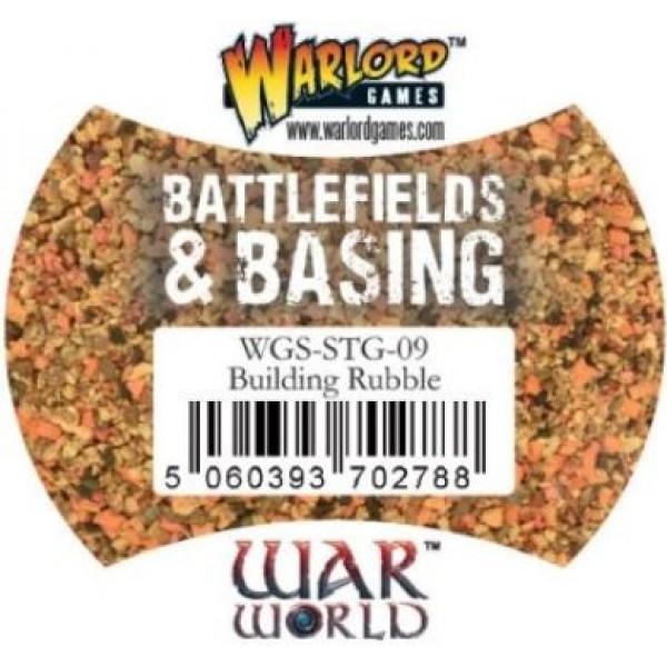 Warlord Scenics - Building Rubble - 180ml