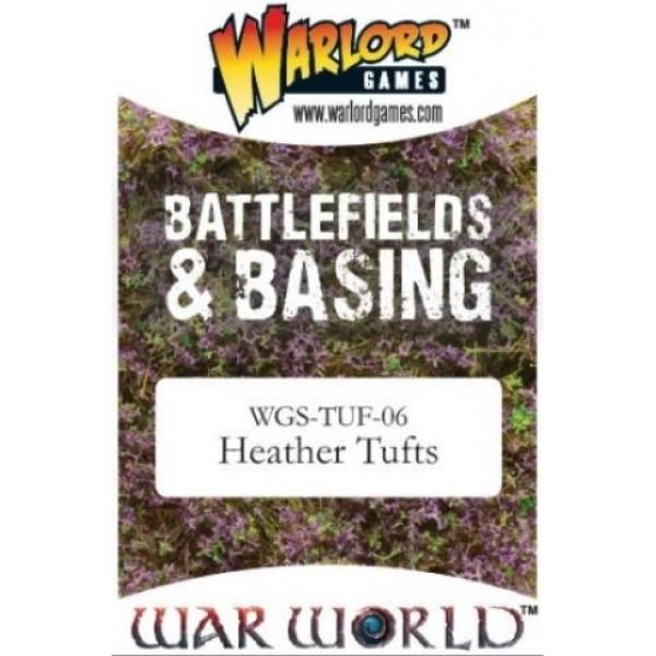 Warlord Scenics - Heather Tufts