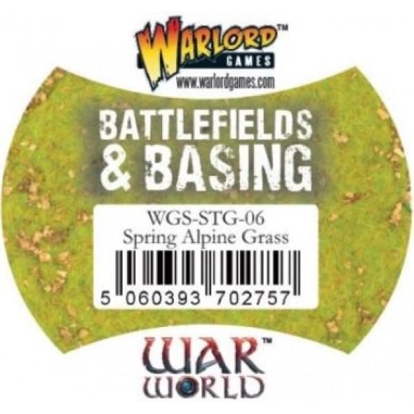 Warlord Scenics - Spring Alpine Grass - 180ml