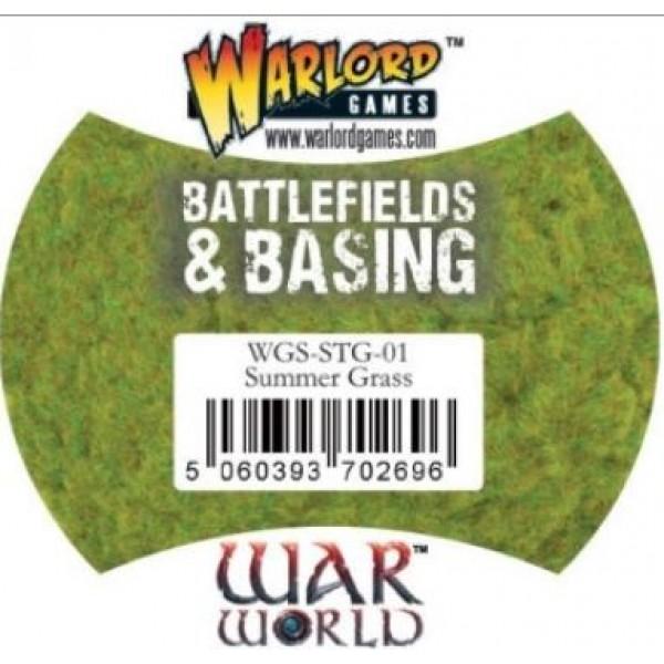 Warlord Scenics - Summer Static Grass - 500ml