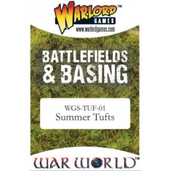 Warlord Scenics - Summer Tufts
