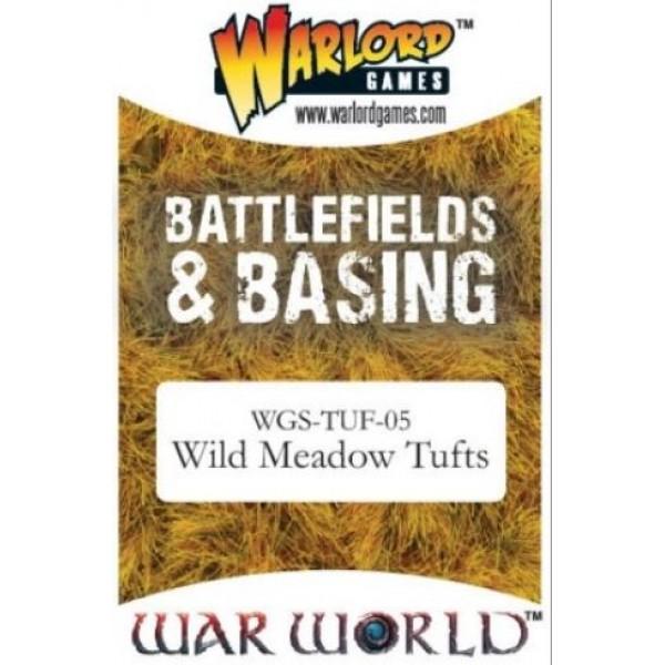 Warlord Scenics - Wild Meadow Tufts