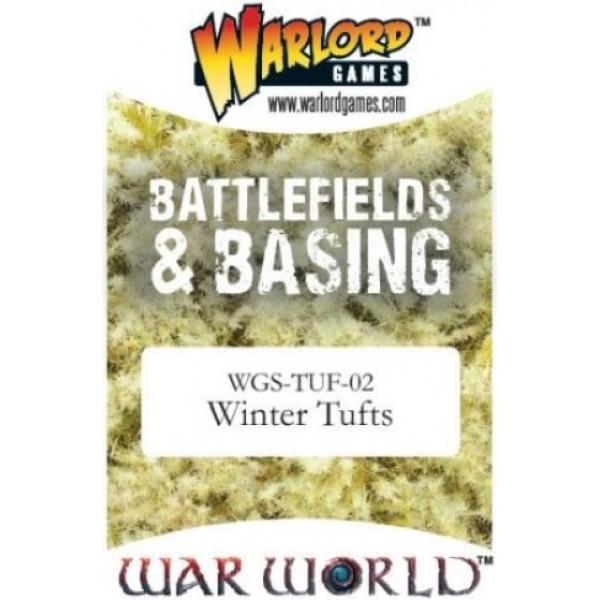 Warlord Scenics - Winter Tufts
