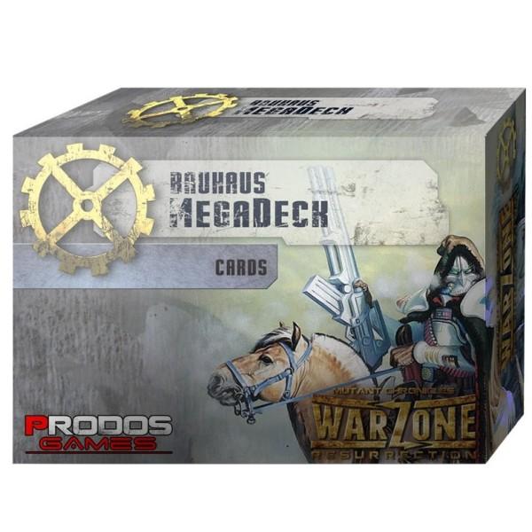 Warzone Resurrection - Bauhaus MegaDeck
