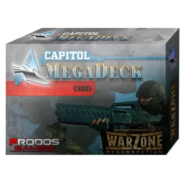 Warzone Resurrection - Capitol MegaDeck