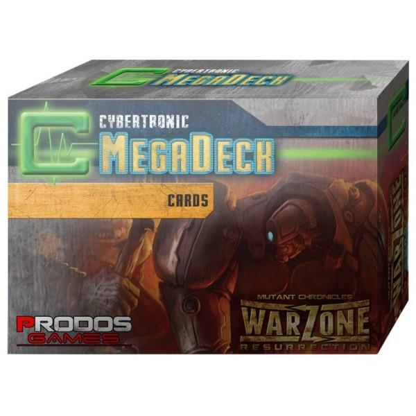 Warzone Resurrection - Cybertronic MegaDeck