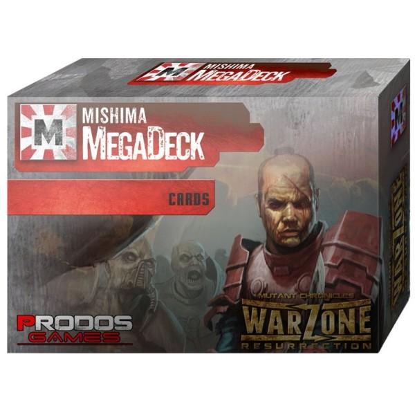 Warzone Resurrection - Mishima MegaDeck