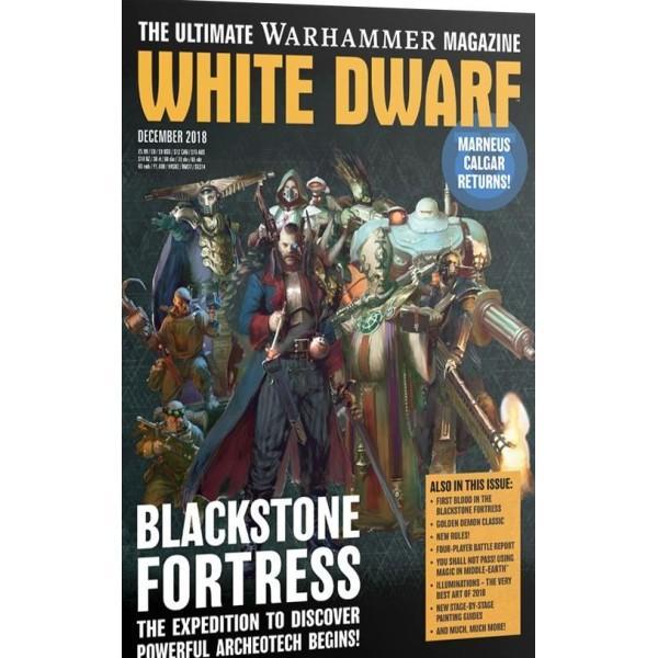 White Dwarf Magazine - December 2018