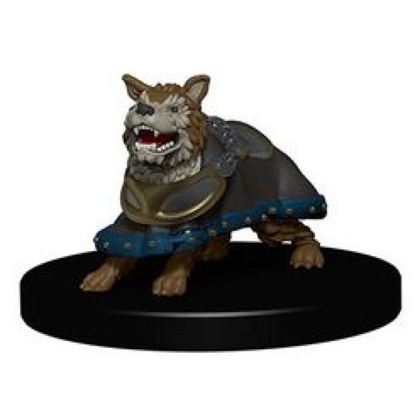 Wizkids - Wardlings - Boy Fighter & Battle Dog