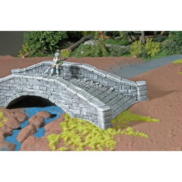 Ziterdes - Stone Bridge