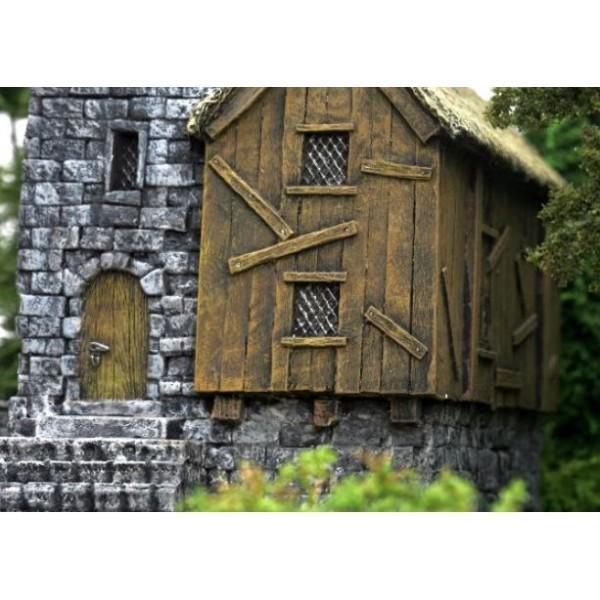 Ziterdes - Dwarf Blacksmith's Shop