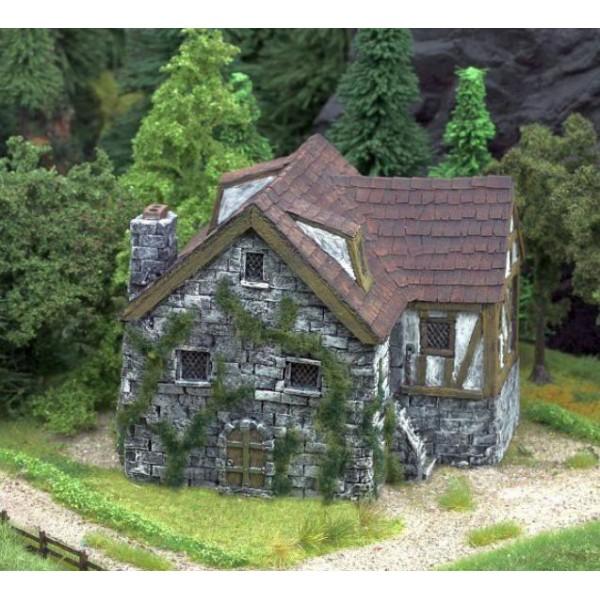 Ziterdes - Dwarf Dwelling