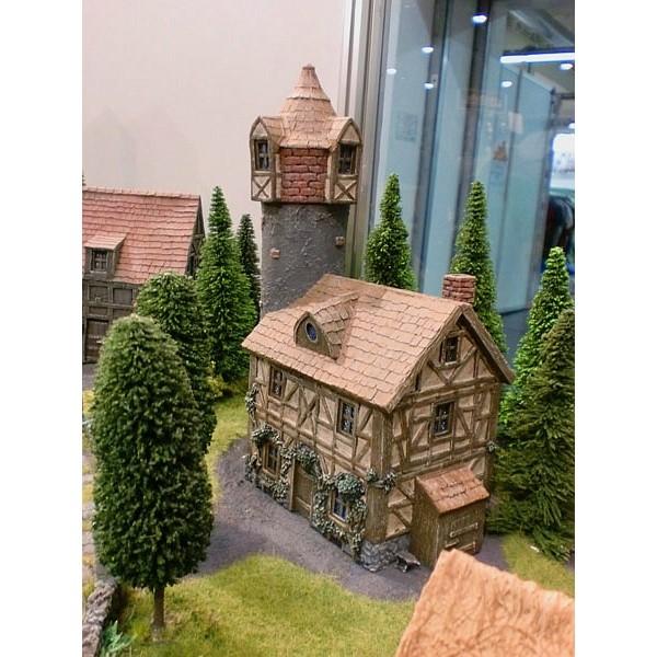 Ziterdes - Wizard's Home
