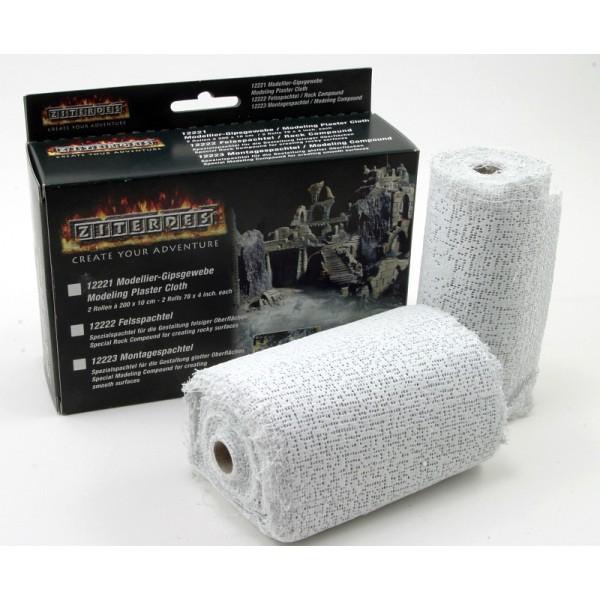 Ziterdes - Modelling Plaster Cloth