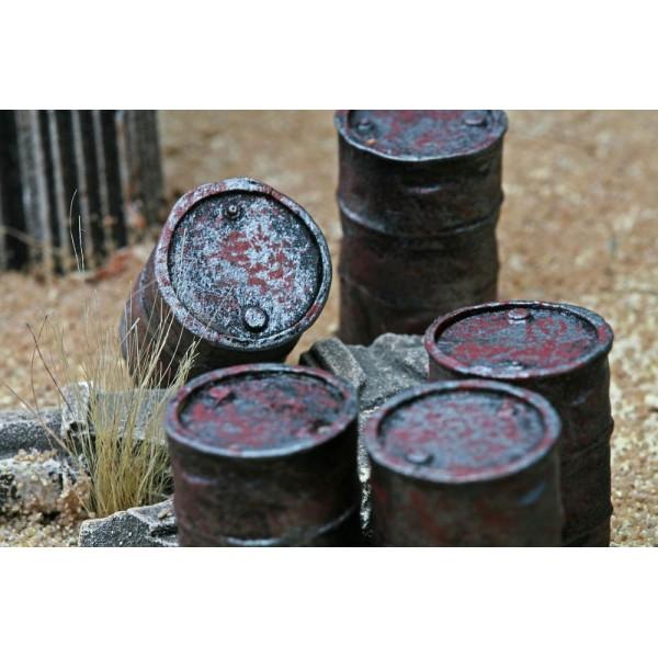 Ziterdes - Oil Barrel, 4 pcs