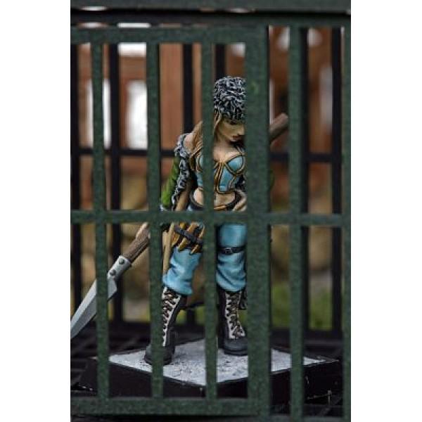 Ziterdes - Torture Cage - Round + Square