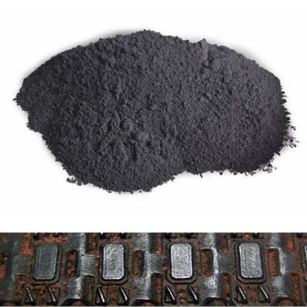 Secret Weapon Weathering Pigments: Metallic Iron
