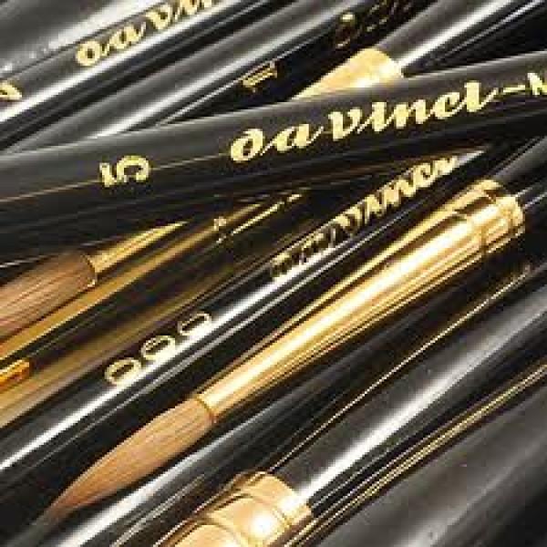 Da Vinci Maestro kolinsky Sable - Series 10 - size 1