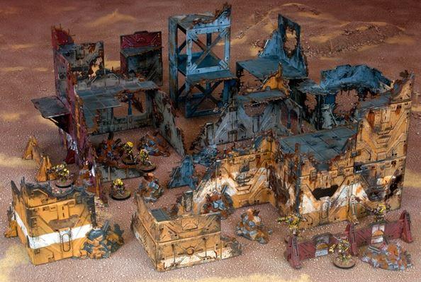 Mantic - Battlezones - Online Tabletop Wargames & Supplies